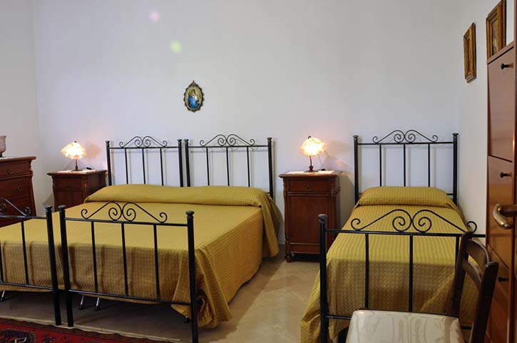 Triple room Castelvetrano Selinunte